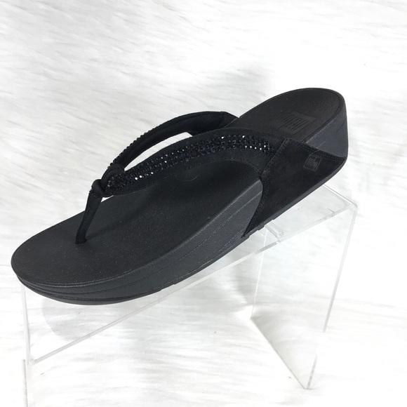 Fitflop Shoes | Flip Flop Sandals Black